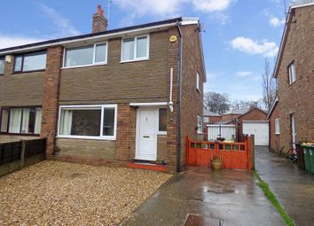 Thumbnail 3 bed semi-detached house for sale in 68, Ramsey Avenue, Preston, Lancashire