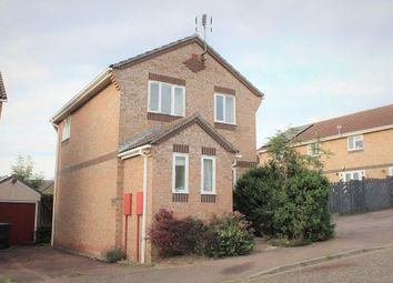 Thumbnail 3 bed property for sale in Whatfield Way, Stowmarket