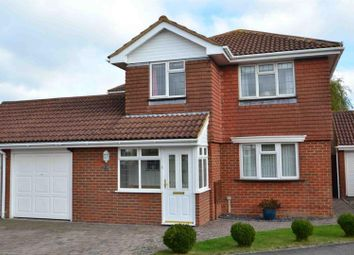Thumbnail 4 bed detached house for sale in Brendon Close, Eastbourne