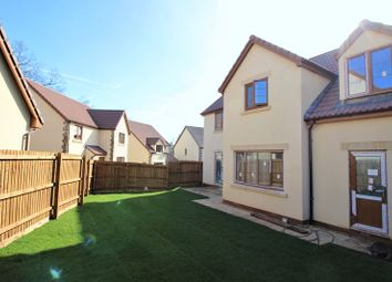 Thumbnail 4 bed detached house for sale in The Sidings, Clutton, Bristol