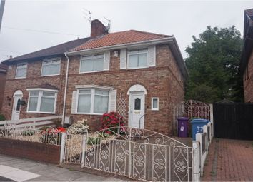 Thumbnail 3 bed semi-detached house for sale in Redington Road, Liverpool