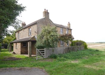 Thumbnail 3 bed detached house for sale in Station Road, Ten Mile Bank