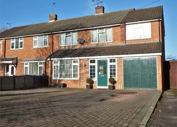 Thumbnail 4 bed semi-detached house for sale in West Heath Road, Farnborough, Hampshire