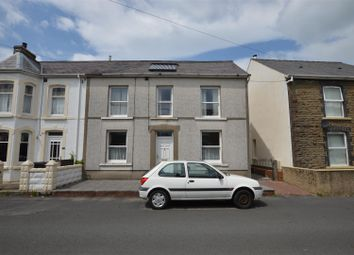 Thumbnail 4 bed semi-detached house for sale in Gron Road, Gwaun Cae Gurwen, Ammanford