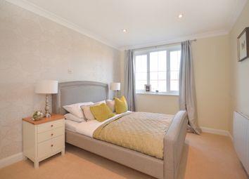 Thumbnail 2 bed flat for sale in Lakeside Gardens Chapel Road, Hothfield, Ashford