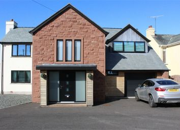 Thumbnail 4 bed detached house for sale in Crosby, Maryport, Cumbria