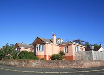Thumbnail 5 bed detached house for sale in Valley Drive, Wembury, Plymouth