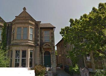 Thumbnail 1 bedroom flat to rent in Flat 3, 61 Walliscote Road, Weston-Super-Mare