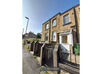 Thumbnail 3 bed end terrace house to rent in Hawthorne Terrace, Crosland Moor, Huddersfield