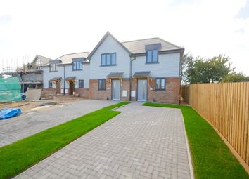 Thumbnail 2 bedroom semi-detached house for sale in Rossmore Road, Parkstone, Poole