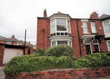 Thumbnail 3 bedroom end terrace house for sale in Roman Road, Middlesbrough