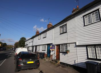 Thumbnail 2 bed cottage for sale in High Street, Hunsdon, Ware