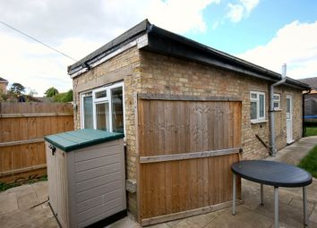 Thumbnail 1 bed detached bungalow to rent in Kelvin Close, Cambridge