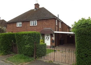 Thumbnail 3 bedroom semi-detached house for sale in Bobmore Lane, Marlow, Buckinghamshire