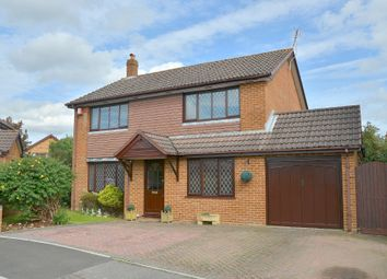 Thumbnail 4 bed detached house to rent in Caton Close, Talbot Village, Poole