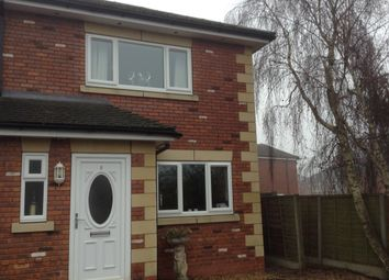 Thumbnail 3 bed semi-detached house for sale in Shelton New Road, Hanley, Stoke-On-Trent