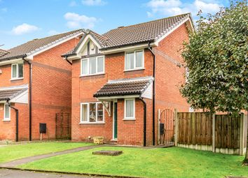 Thumbnail 3 bed detached house for sale in Charlbury Way, Royton, Oldham, Greater Manchester