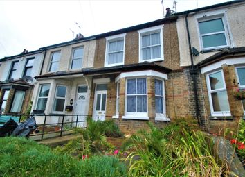 Thumbnail 2 bed terraced house for sale in Grotto Gardens, Margate, Kent