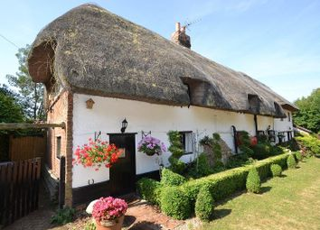 Thumbnail 3 bed cottage for sale in Cottered, Buntingford