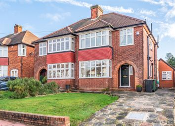 Thumbnail 3 bed semi-detached house for sale in The Crescent, West Wickham