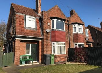Thumbnail 1 bed flat to rent in Monkton Road, Huntington, York