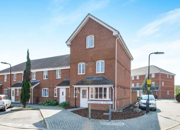 Thumbnail 4 bed town house for sale in Stranding Street, Eastleigh