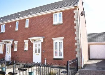 Thumbnail 3 bed end terrace house for sale in Six Mills Avenue, Gorseinon, Swansea