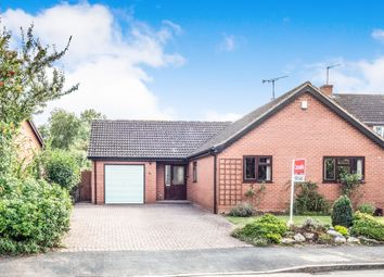 Thumbnail 3 bed detached bungalow for sale in Gloster Gardens, Wellesbourne, Warwick
