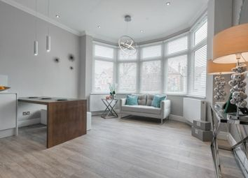 Thumbnail 3 bedroom flat to rent in Teignmouth Road, Willesden, London