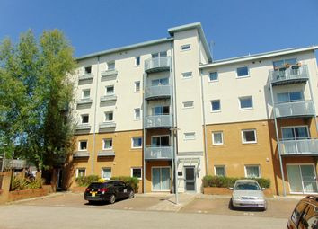 Thumbnail 2 bed flat for sale in Coburn House, Trafalgar Gardens, Three Bridges, Crawley