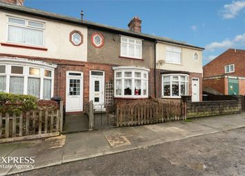 Thumbnail 2 bed terraced house for sale in Ravensworth Avenue, Bishop Auckland, Durham