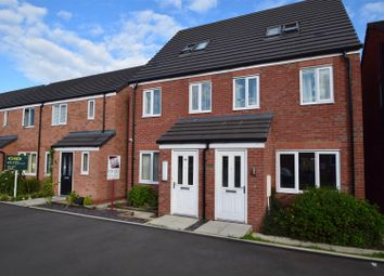 Thumbnail 3 bed semi-detached house for sale in Yew Tree Close, Castlefields, Shrewsbury