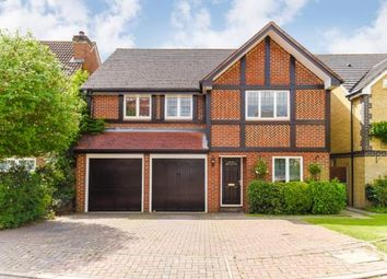 Thumbnail 4 bed detached house for sale in Nightingale Road, West Cheshunt, Hertfordshire