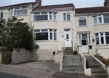 4 bed terraced house for sale in Sherwell Rise South, Torquay TQ2
