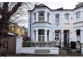 Thumbnail 4 bed end terrace house to rent in Cicada Road, London