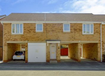 Thumbnail 2 bed semi-detached house for sale in Emerson Close, Swindon
