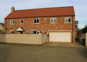 Thumbnail 5 bed detached house for sale in 1 Charlies Yard, Main Road, Dyke, Bourne, Lincolnshire