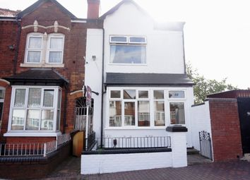 Thumbnail 4 bed end terrace house for sale in Rookery Road, Handsworth, Birmingham