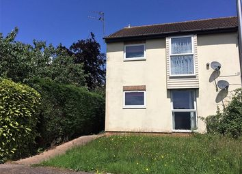 Thumbnail 2 bedroom flat for sale in Sycamore Close, Exmouth