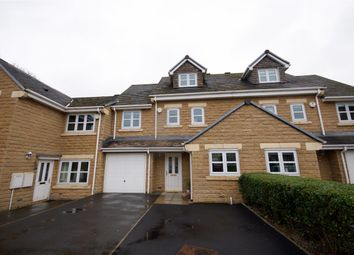 Thumbnail 4 bed terraced house for sale in Belgrave Court, Brighouse