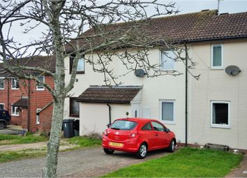 Thumbnail 2 bed terraced house for sale in Hadrians Way, Exmouth