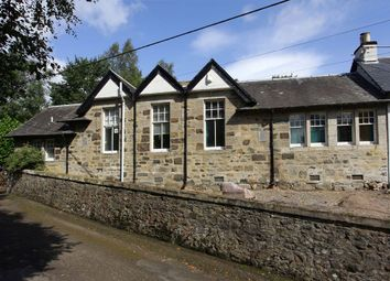 Thumbnail 1 bed semi-detached house for sale in School Road, Lochearnhead