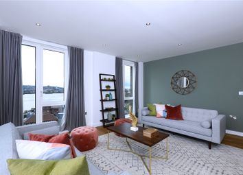 3 bed flat for sale in Royal Albert Wharf, Docklands, London E16