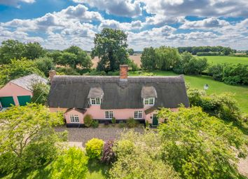 Thumbnail 4 bed detached house for sale in Edwardstone, Sudbury, Suffolk