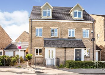 Thumbnail 3 bed semi-detached house for sale in Highfield Chase, Dewsbury
