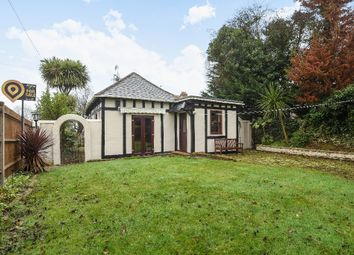 Thumbnail 2 bed bungalow for sale in Egham Hill, Englefield Green, Egham