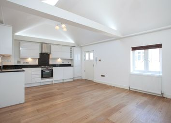 Thumbnail 1 bed flat to rent in Athelstane Mews, London