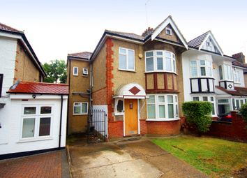 4 bed semi-detached house for sale in Lyndhurst Avenue, Pinner, Middlesex HA5