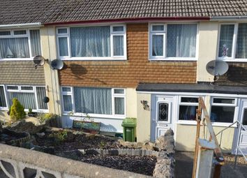 Thumbnail 3 bed terraced house for sale in Queens Avenue, Ilfracombe
