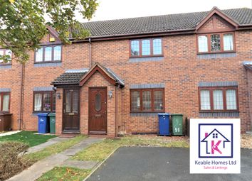 Thumbnail 2 bed town house to rent in Sandpiper Close, Hednesford, Cannock